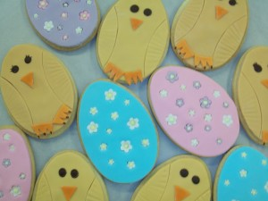 Homemade Easter Biscuits